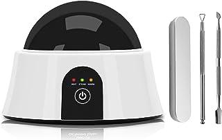 دستگاه ارتقا دهنده ناخن بخار ژل ، بخار برقی ناخن برقی قابل حمل با ابزار قاشق چاقوی کوتیکول برای ژل ناخن آکریلیک لهستانی ژل (02)