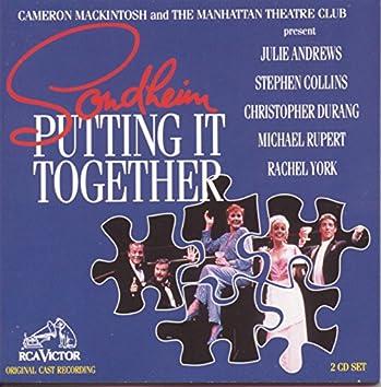 Sondheim: Putting It Together (Original Off-Broadway Cast Recording)