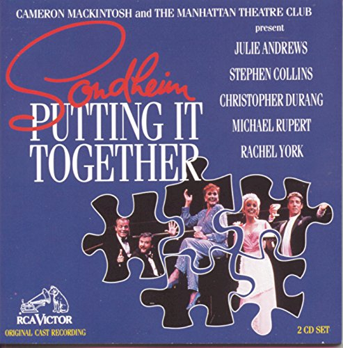 Sondheim: Putting It Together (Original Off-Broadway Cast Recording)