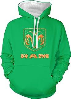 US Army 82nd Airborne Division SSI Mens Hooded Sweatshirt Theme Printed Fashion Hoodie