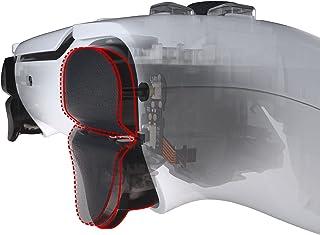 eXtremeRate Kit de disparo de cabelo Clicky para controle de PlayStation 5, botões de ombro, cabo flexível personalizado p...