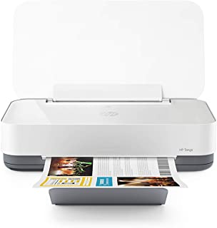 HP Tango Smart Wireless Printer – Mobile Remote Print, Scan, Copy, HP Instant Ink, Works with Alexa (2RY54A)
