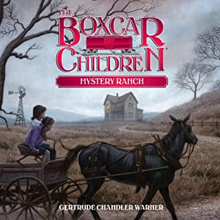 Mystery Ranch audiobook cover art