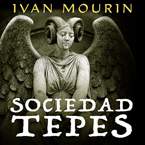 Sociedad Tepes [Tepes Society] audiobook cover art
