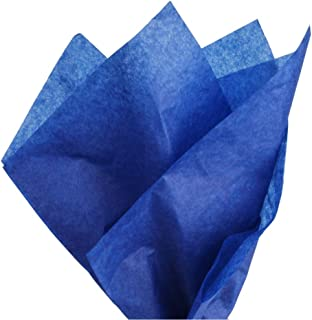 PMLAND Premium Quality Gift Wrapping Paper - Blue - 15 Inches X 20 Inches 100 Sheets