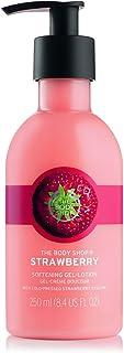 The Body Shop Strawberry Softening Puree Body Lotion, 8.4 Fl Oz