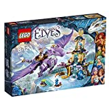 LEGO Elves 41178 The Dragon Sanctuary Building Kit (585 Piece)
