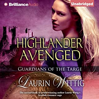 Highlander Avenged     Guardians of the Targe, Book 2              By:                                                                                                                                 Laurin Wittig                               Narrated by:                                                                                                                                 Phil Gigante                      Length: 8 hrs and 22 mins     211 ratings     Overall 4.2