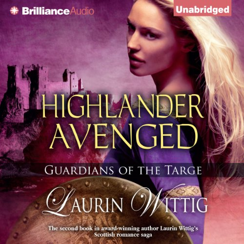 Highlander Avenged audiobook cover art