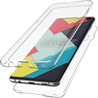 Urcover Funda Compatible con Samsung Galaxy S10 Plus Touch Case Mejorada Cover 360 Grados edicion Blanda Carcasa, Carga in...