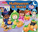 Fisher Price Little People Halloween Is Here!: Over 50 Fun Flaps to Lift!
