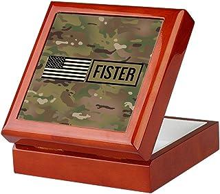 db4818f42eca CafePress - U.S. Army  Fister (Camo) - Keepsake Box