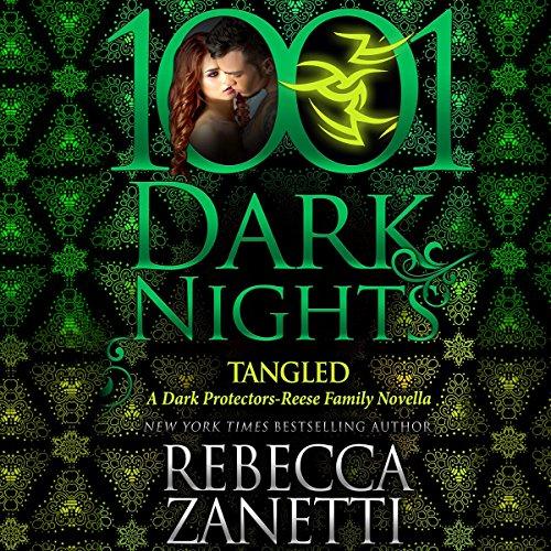 Tangled audiobook cover art