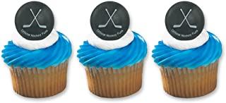 Best hockey cupcake toppers Reviews