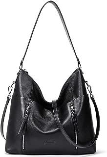 Women Soft Genuine Leather Hobo Handbags Designer Top Handle Tote Large Purses Fashion Ladies Shoulder Bag