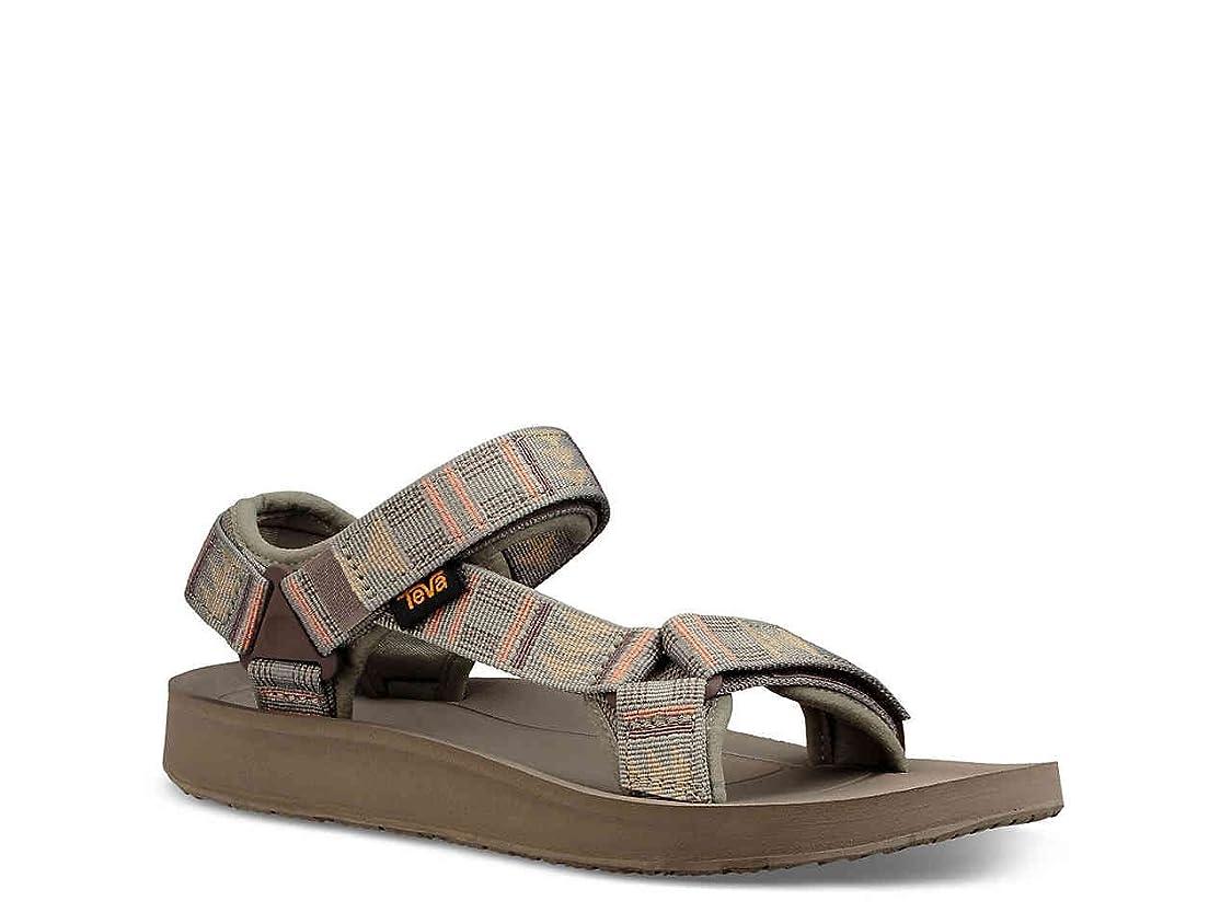 印象的スリチンモイ作家[テバ] レディース 女性用 シューズ 靴 サンダル Original Universal Premier - Beach Break Desert Sage [並行輸入品]