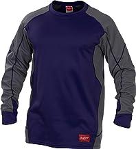 Rawlings mens Rawlings Adult Dugout Fleece Pullover Series Men's Fleece Pullover (pack of 1)