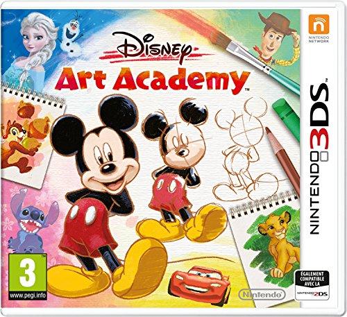Disney Art Academy – 3DS