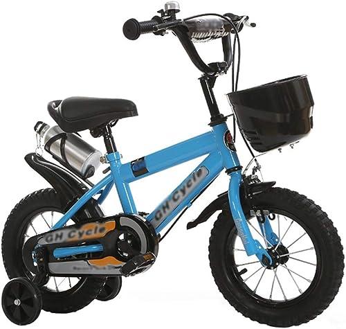 nueva gama alta exclusiva JianMeiHome Bicicleta para Niños Bicicleta para para para Niños 18 Pulgadas Bicicleta de Pedales 3-12 años con Ruedas auxiliares  El nuevo outlet de marcas online.