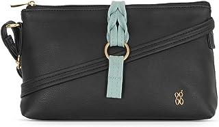Baggit Women's Sling Handbag (Black)