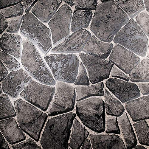 SX1560 Tapete Marmor Tapete Granit Grau/Weiß Roller Küche Arbeitsplatte Möbel Renovierung Dicke Wasserdichte PVC (0,53 * 10 mt)