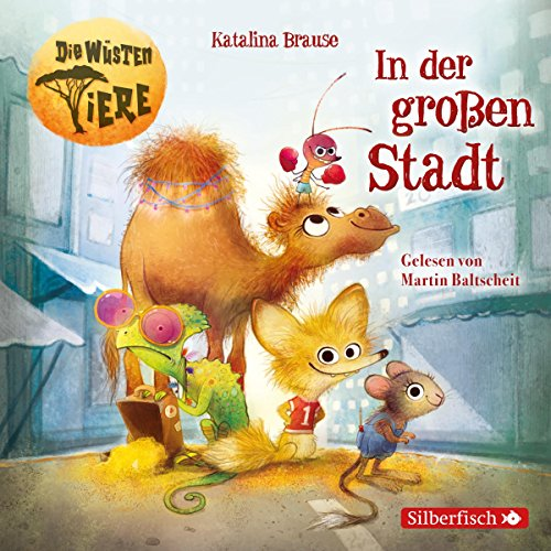 In der großen Stadt     Die wüsten Tiere 1              By:                                                                                                                                 Katalina Brause                               Narrated by:                                                                                                                                 Martin Baltscheit                      Length: 2 hrs and 3 mins     Not rated yet     Overall 0.0