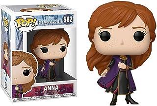 Funko 40886 POP. Disney: Frozen 2 - Anna Collectible Figure, Multicolour