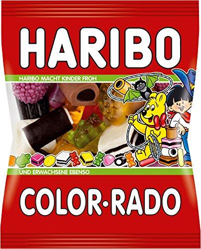 Haribo Color-Rado, 24er Pack (24 x 100 g Beutel)