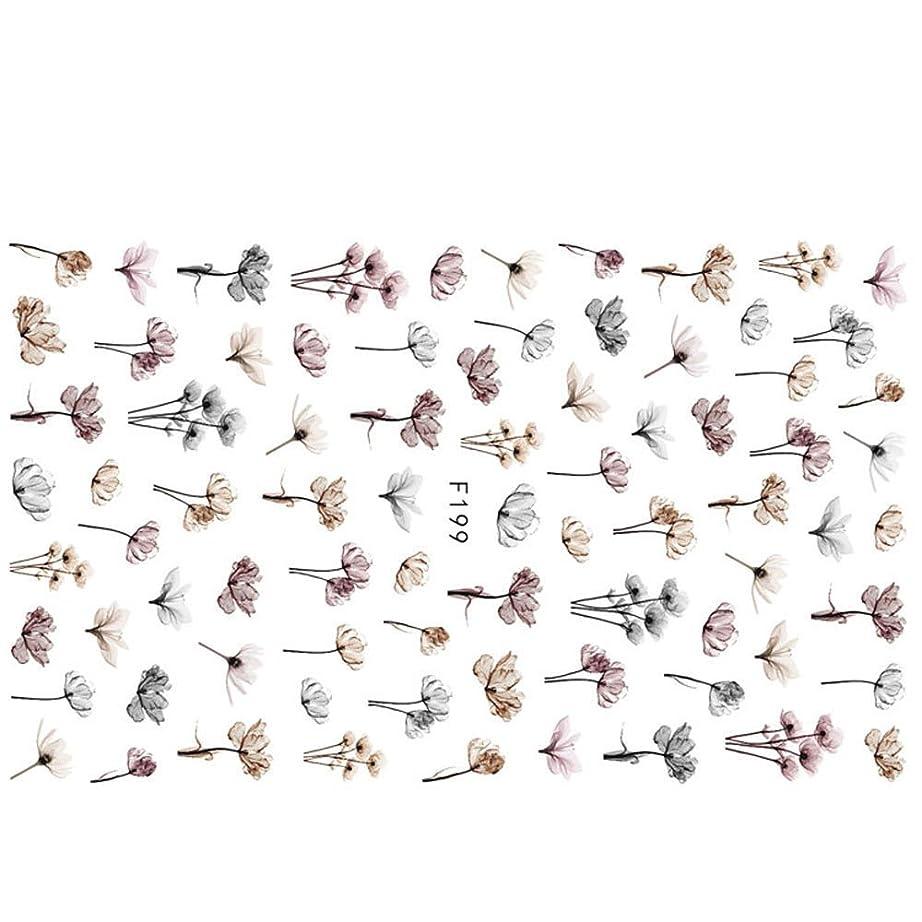 [ルテンズネイルパール] ネイルアートシールセット 3Dネイルシール ラインストーン ネイルアートステッカー グリッターのダイヤモンドアクリルストーン 混合花柄ネイルシール ネイルケアセット 3D Nail Sticker Nail Decal