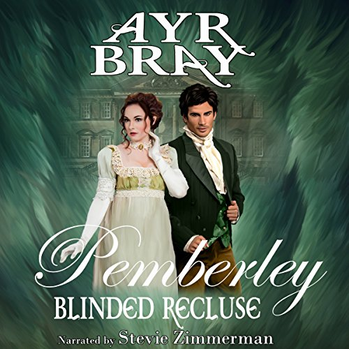 Blinded Recluse audiobook cover art