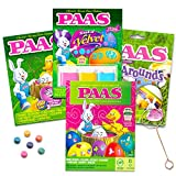 Variety Pack Dudley's and Paas Easter Egg Decorating Kits. Pack of 4....