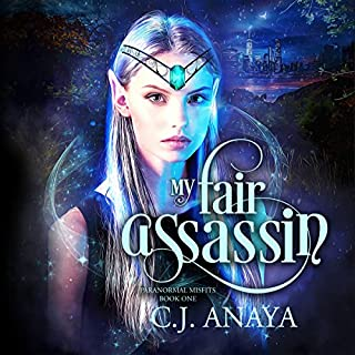 My Fair Assassin cover art
