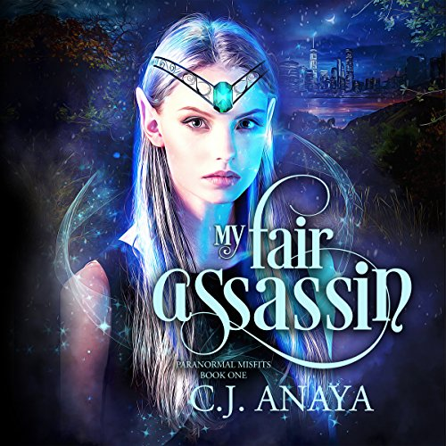 My Fair Assassin audiobook cover art
