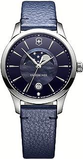 Victorinox - Reloj Analogico para Mujer de Cuarzo con Correa en Cuero 241794