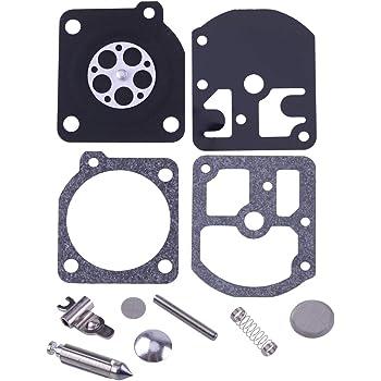 Carburetor Rebuild Kit Carb Repair Set Gasket Diaphragm for Zama RB-11 A-C Stihl 009 010 011 012 C1S-S1