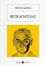 Betrachtung (Almanca)
