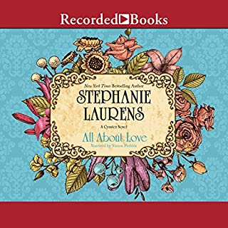 All About Love audiobook cover art