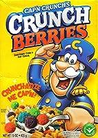 キャプテン ・ クランチ ベリー 530 g (パックの 2) Captain Crunch Berry 530 g (Pack of 2)