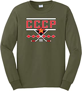 Best cccp hockey t shirt Reviews