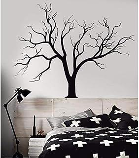 Art arbre sticker mural chambre décoration papier peint chambre d'enfant salon chambre stickers muraux haute qualité vinyl...