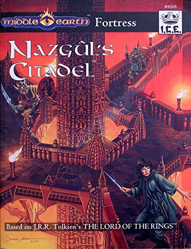 Nazgul's Citadel (MERP Module) (Middle Earth Fortresses)
