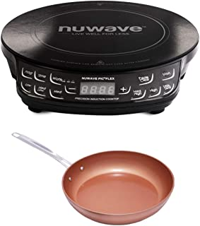 Nuwave PIC FLEX Precision Cooktop with 9.5