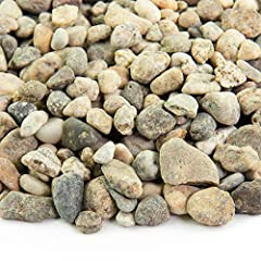 Landscaping rock and stone is the perfect addition to any landscape, garden, potted plants, and more! Improve the overall look of your project with natural stone - Safe to use in any application, 100% natural, no additives. Gravel is inexpensive and ...