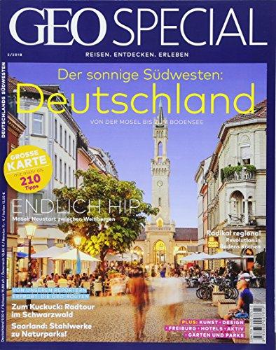 GEO Special / GEO Special 02/2018 - Deutschlands Südwesten