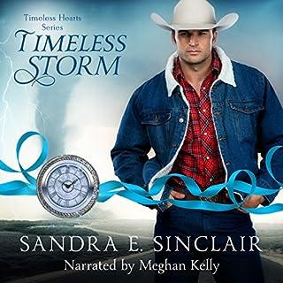 Timeless Storm audiobook cover art