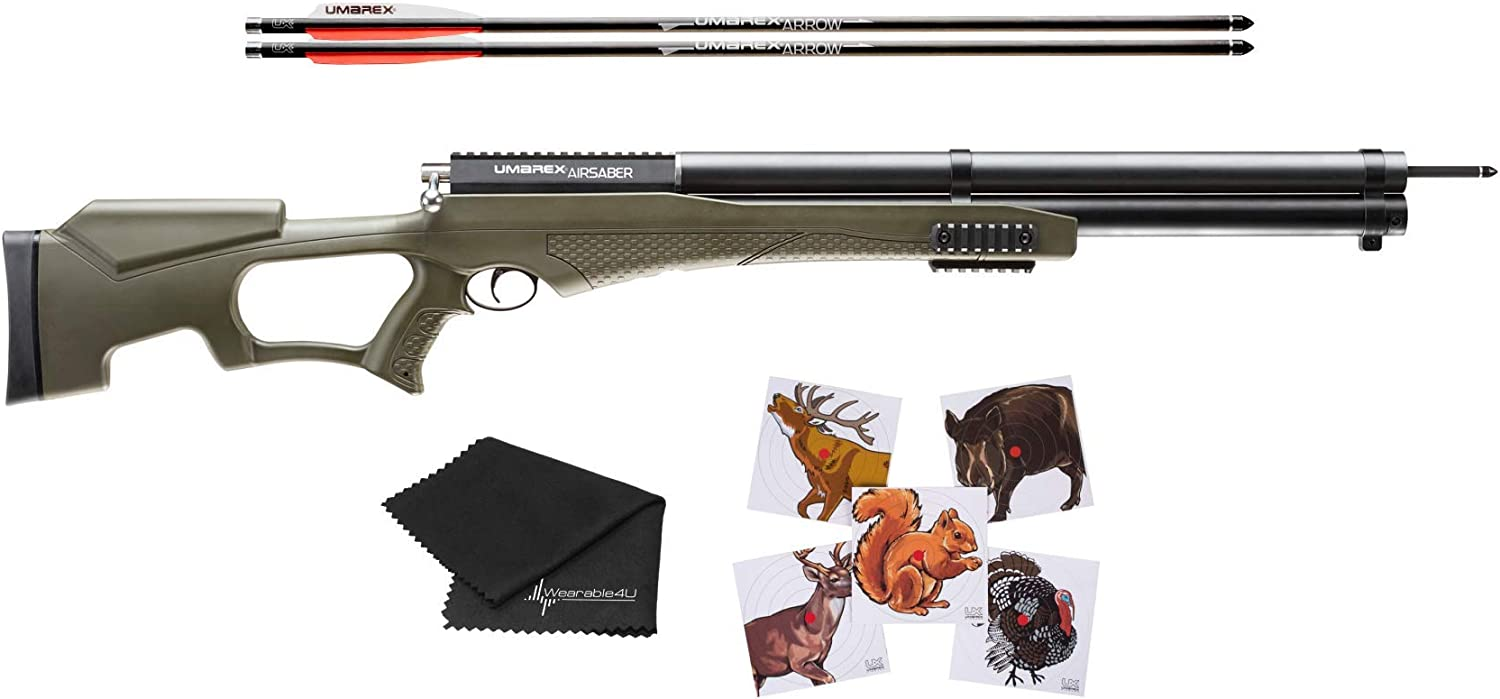 Umarex AirSaber PCP Powered Arrow Air Louisville-Jefferson County Mall Rifle Fiber Atlanta Mall with Carbon 3