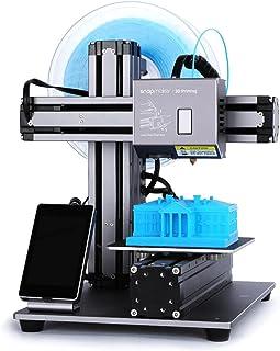 """پرینتر سه بعدی Snapmaker 3-in-1 (حکاکی با چاپ سه بعدی / CNC حکاکی / حکاکی با لیزر) ، کلیه ابزارهای دیجیتالی سطح ورودی ، نرم افزار آسان برای استفاده ، فیلامنت PLA رایگان ، نسخه به روز شده ، چاپ حجم (4.9 4. 4.4 X4.9 """"x4 .9 """")"""