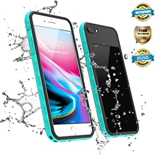 Yuege for iPhone 11//Pro Max Waterproof Case Built in Screen Protector 360 Full Body Protective Shockproof Dirtproof IP68 Waterproof Case for iPhone 11 Pro Max//iPhone 11