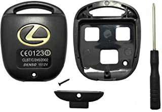 lexus key fob shell replacement