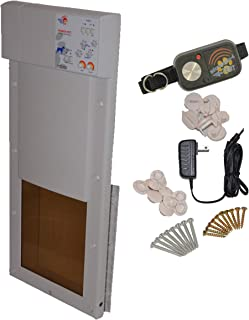 Power Pet Electronic Pet Door - Medium - PX-1